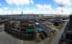 Ход строительства «ЗапСибНефтехим» на первое полугодие 2017 года