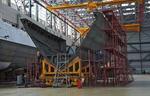 Судостроительный завод «Море» подписал договор о строительстве десяти рыболовных траулеров