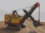 УРАЛМАШЗАВОД завершил изготовление крупнейшего в России экскаватора ЭКГ-35