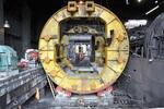 Северсталь запустила первый вагоноопрокидыватель, изготовленный собственными силами