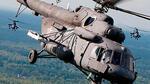 Авиаполк под Хабаровском получил партию Ми-8МТВ-5-1