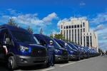«Почта России» получила партию из 675 автомобилей отечественного производства