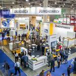 Успешное участие Jungheinrich в выставке СеМАТRussia 2017: Рынок на подъеме