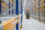 19,1 км стеллажей для нового распределительного центра Opel