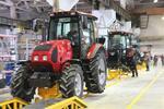 Новый конвейер по сборке тракторов «Беларус» открылся в Вологодской области
