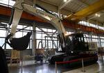 На заводе «Тверской экскаватор» начали выпускать новые модели техники