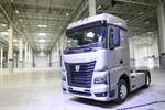 Строительство корпусов нового завода «КАМАЗ» по производству каркасов кабин завершили в Татарстане