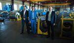 Немецкий концерн Jungheinrich открыл производство стеллажей в России в городе Тверь