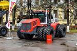 Начаты поставки нового трактора «Кировец» К-424 в Европу