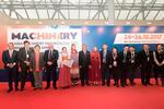 Первая Национальная китайская выставка машиностроения и инновацийChinaMachineryFair