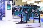 FAW представляет в России новые двигатели