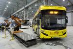 Завод газомоторных автобусов и электробусов Volgabus открыт в Владимирской области