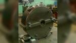 Инженеры УрФУ создали самую маленькую в мире паровую турбину