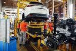 Во Владивостоке началось серийное производство кроссовера Mazda CX-9