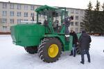 Курганские конструкторы представили сельскохозяйственный трактор Т-240