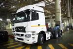 «КАМАЗ» начал выпуск новой модели седельного тягача