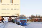 Северо-Западная фосфорная компания ввела в эксплуатацию железнодорожную ветку до ГОКа «Олений ручей»