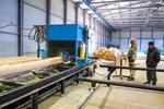 Уватский «Ровиал» запустил новый комплекс деревообработки в Тюменской области