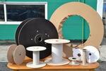 Кабельные катушки из фанеры – альтернатива деревянным барабанам