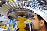 Siemens начал ремонтировать газовые турбины в России