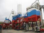 В Иркутской области заработал асфальтобетонный завод