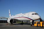 Компания «Туполев» передала в эксплуатацию очередной Ту-214