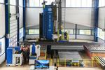 На новом машиностроительном заводе ОКБ «Микрон» запустили первые производственные линии