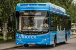 В Сургуте состоялся тестовый запуск электробуса «Волга Бас»