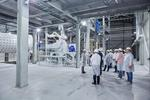 Завод по производству магнезиальной продукции запущен в Смоленской области