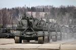 В июле в ЮВО поступили 80 единиц новой военной техники