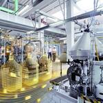 Климатические камеры для сырокопчения колбас содержат электродвигатели SIMOTICS1 LE