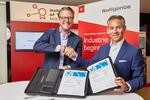 itelligence и HARTING согласовали партнерство в области технологий и развития