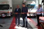 ООО «ВАРИАТОР-АВТО» стал первым монобрендовым дилером техники JAC и принял автопробег в Челябинске.