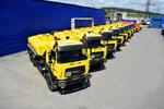 «Уральский завод спецтехники» изготовил 88 автоцистерн для «Роснефти»