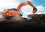 Стартовали продажи новой модели HitachiZX210LCN-5A