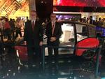 Торговая выставка GITEX: Посол Fischer ознакомился с продукцией и решениями компании HARTING