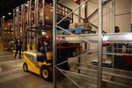 Уникальная демоплощадка 500 кв.м для показа последних технологий по обработке грузов!