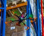 Возможности использования российских дронов на современном складе!