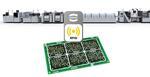 Производственная линия компонентов SMT с определением печатных плат по технологии RFID