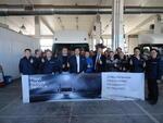 Корейские и российские специалисты Hyundai Truck and Bus провели осеннюю кампанию «BeforeService»