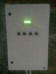 Шкаф управления повысительными насосами на базе программируемого реле ОВЕН ПР200