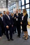 Федеральный президент Франк-Вальтер Штайнмайер посещает Академию робототехники в городе Фошань