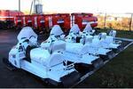 «Русская механика» поставила спасателям и пограничникам 449 машин