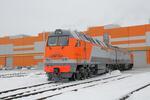 Трансмашхолдинг построил магистральный грузовой тепловоз для Казахстана