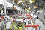 «Автотор» ввёл новую сварочную линию по выпуску кузовов легковых автомобилей