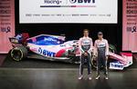 JCB стала партнером команды Racing Point F1 в соревновании «Формулы-1»