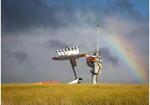 Первую электростанцию с летающими ветряками создадут Shell и Alphabet