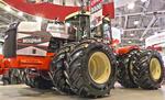 Ростсельмаш запустил в производство новую линейку «тяжёлых» тракторов