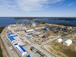 Завод СПГ в Высоцке начал работу