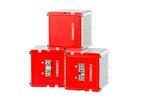 В промышленных модульных системах хранения используются соединительные компоненты Han®